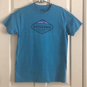 Men's L Patagonia Slim Fit t-shirt
